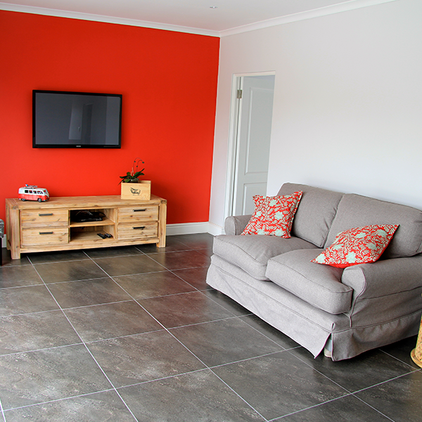 self Catering accommodation with living room Cape Town